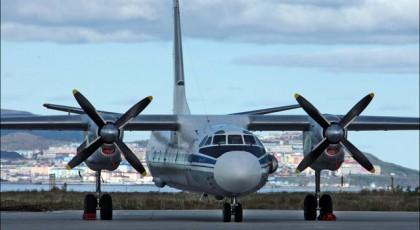 Причиной крушения украинского АН-26 в Африке могла стать гроза — МИД