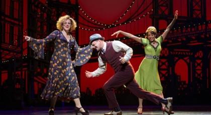В Киеве покажут бродвейский мюзикл Annie
