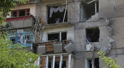 В ООН зафиксировали около 300 случаев обстрелов жилых кварталов в ходе АТО на Донбассе