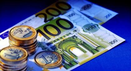 Евро в столичных обменниках продают по 26 гривен