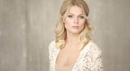 Ольга Фреймут снялась для украинского Vogue