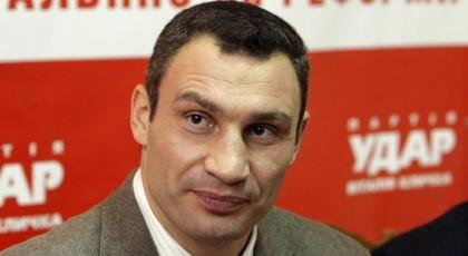 Кличко назвал бредом угрозу главы Святошинской РГА отнимать квартиры у должников за  комуслуги