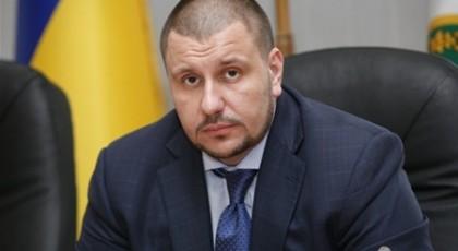 ГПУ предъявила обвинения экс-министру доходов и сборов Клименко