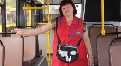 «Киевпастранс» планирует отказаться от кондукторов в общественном транспорте