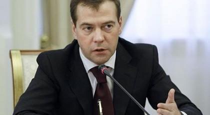 РФ продолжит предоставлять гуманитарную помощь Донбассу, - Медведев