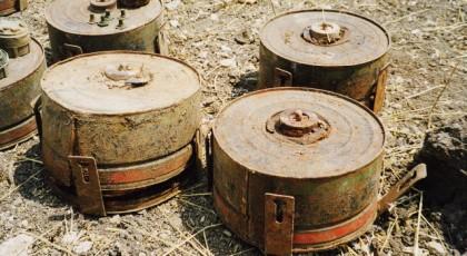 В Луганской области на мине подорвались 5 бойцов АТО
