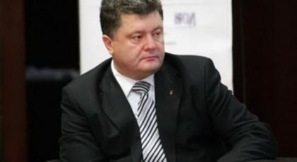 Порошенко выразил соболезнования родственникам погибших от наводнения в Грузии