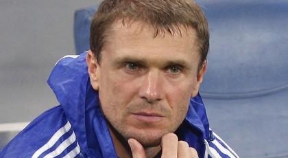 Ребров: В Киеве будет совсем другая игра