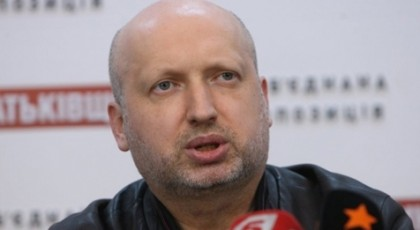 Турчинов: Широкино будет демилитаризован, только когда станет украинским городом