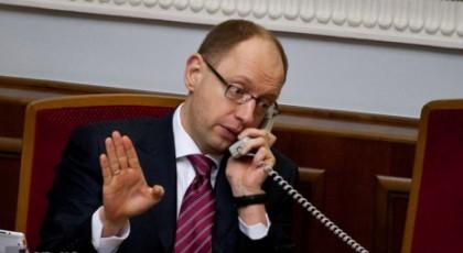Яценюк инициировал созыв СНБО по энергетическому балансу Украины